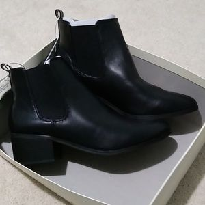 Brand New Black Ankle Boots